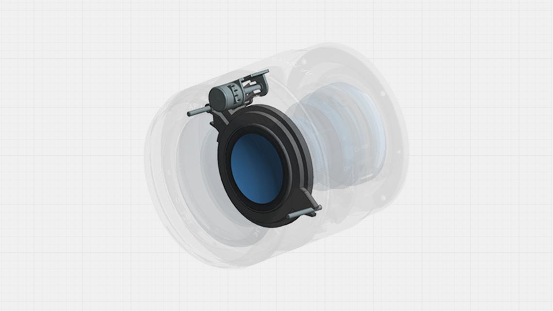 Samyang AF 75mm F1.8 FE Lens (for Sony E) - Advanced Autofocus System
