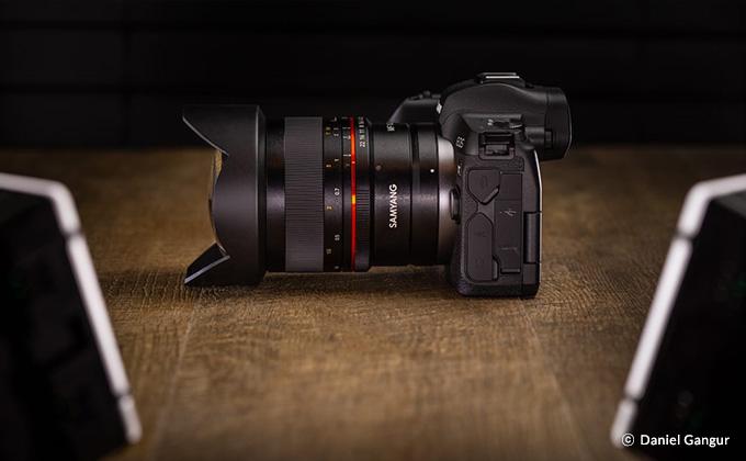 Samyang 森養 14mm F2.8 RF 鏡頭 (Canon EOS RF 接口) - 對應 Canon 佳能 EOS RF 接環的手動鏡頭